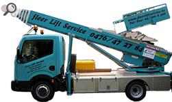 Fleer Lift service - Lift